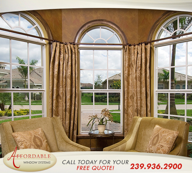 Impact Windows in and near Cape Coral Florida
