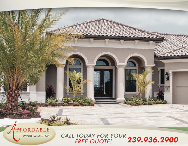 Replacement Fiberglass Doors in and near Cape Coral Florida