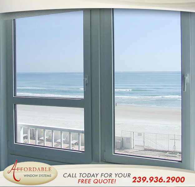 Replacement Hurricane Windows in and near Fort Myers Florida