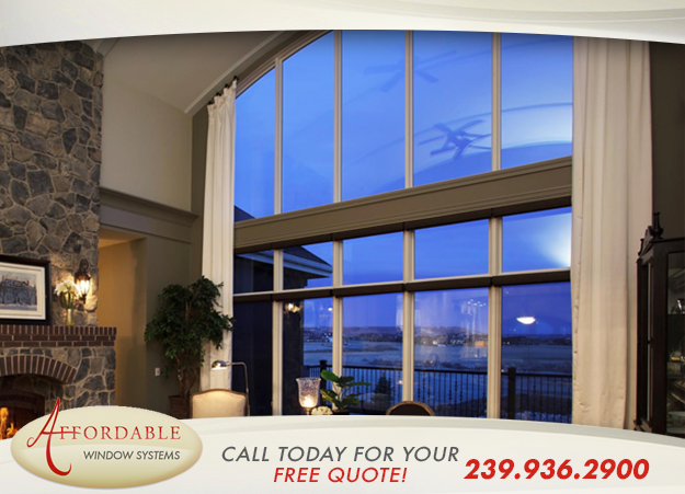 Replacement Picture Windows in and near Fort Myers Florida