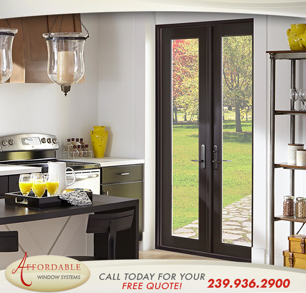 Replacement Vinyl Doors in and near Fort Myers Florida
