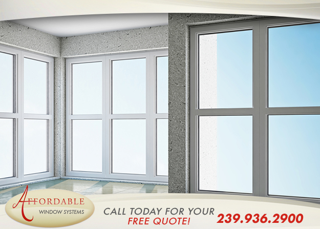 How Are Windows Different in and near Naples Florida