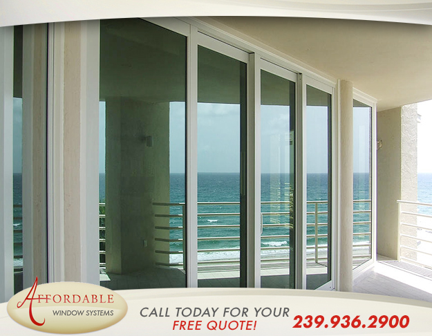 Replacement Impact Doors in and near Naples Florida
