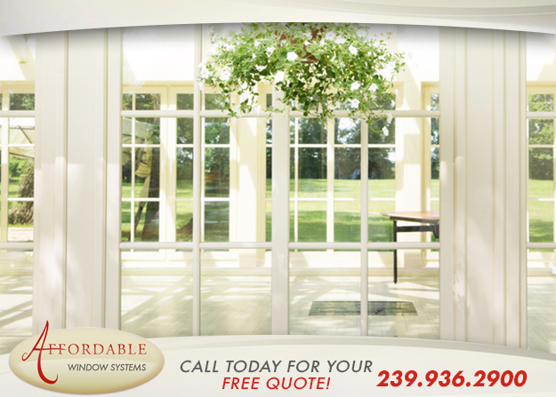 Why Replace Windows in and near Naples Florida
