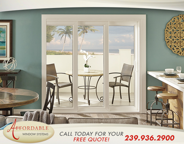 Condo Door Replacement in and near Sanibel Florida