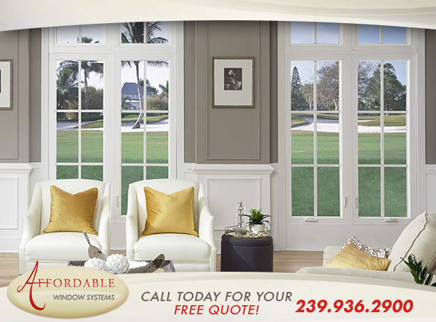 Replacement Energy Efficient Windows in and near Sanibel Florida