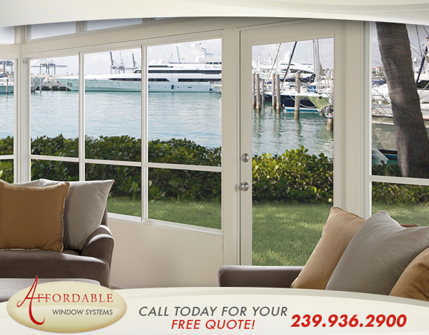 Non Impact Replacement Doors in and near Sanibel Florida