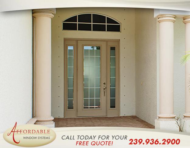 Home Door Replacement in and near Sarasota Florida